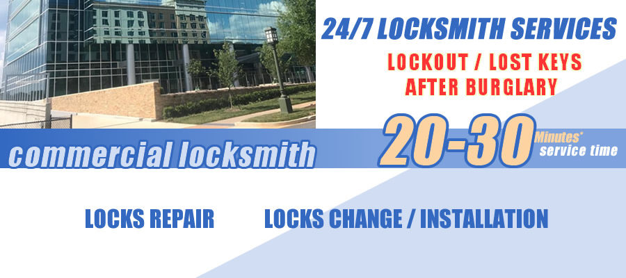 Commercial locksmith Alpharetta